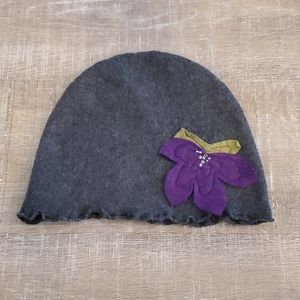 Cute handmade winter hat